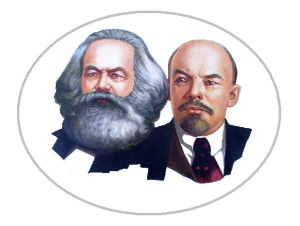 Chủ nghĩa Mác Lênin được xây dựng trên nền tảng giả dối