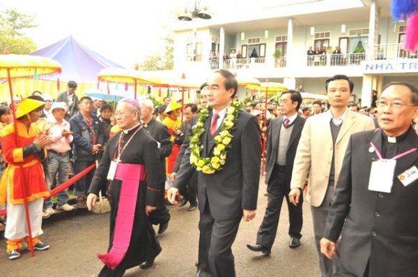 Nhà Nước và Giáo hội Công giáo tại Việt Nam