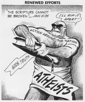 Đe dọa tự do tôn giáo: từ chủ nghĩa cộng sản vô thần đến chủ nghĩa thế trần phàm tục