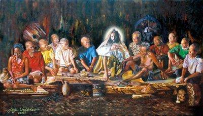 Bữa tiệc ly của Chúa Jesus